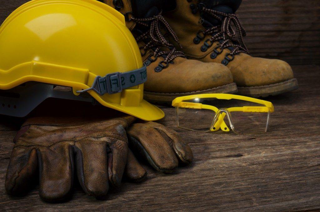Worker safety gear
