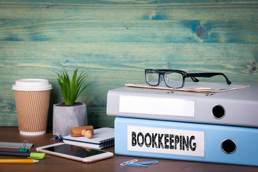 Bookkeeping Files
