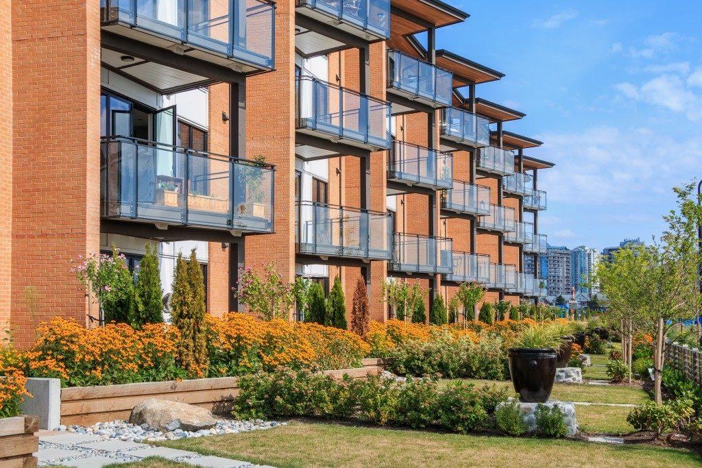 Eco-friendly condominiums
