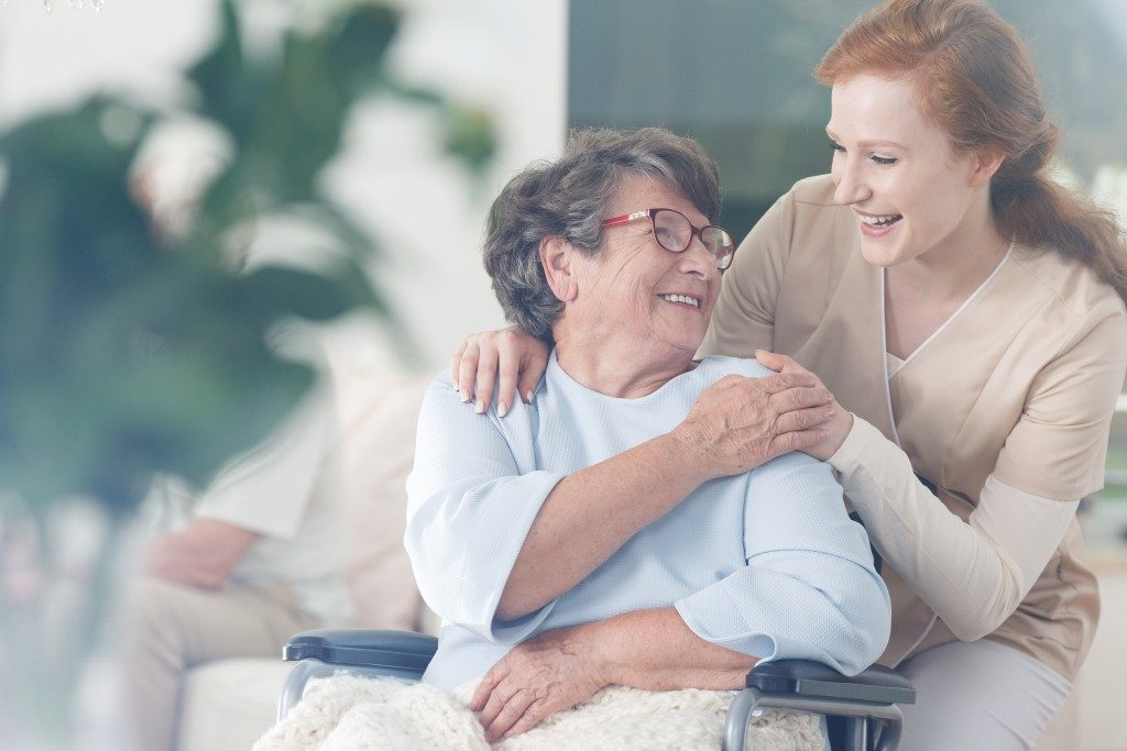 senior home care