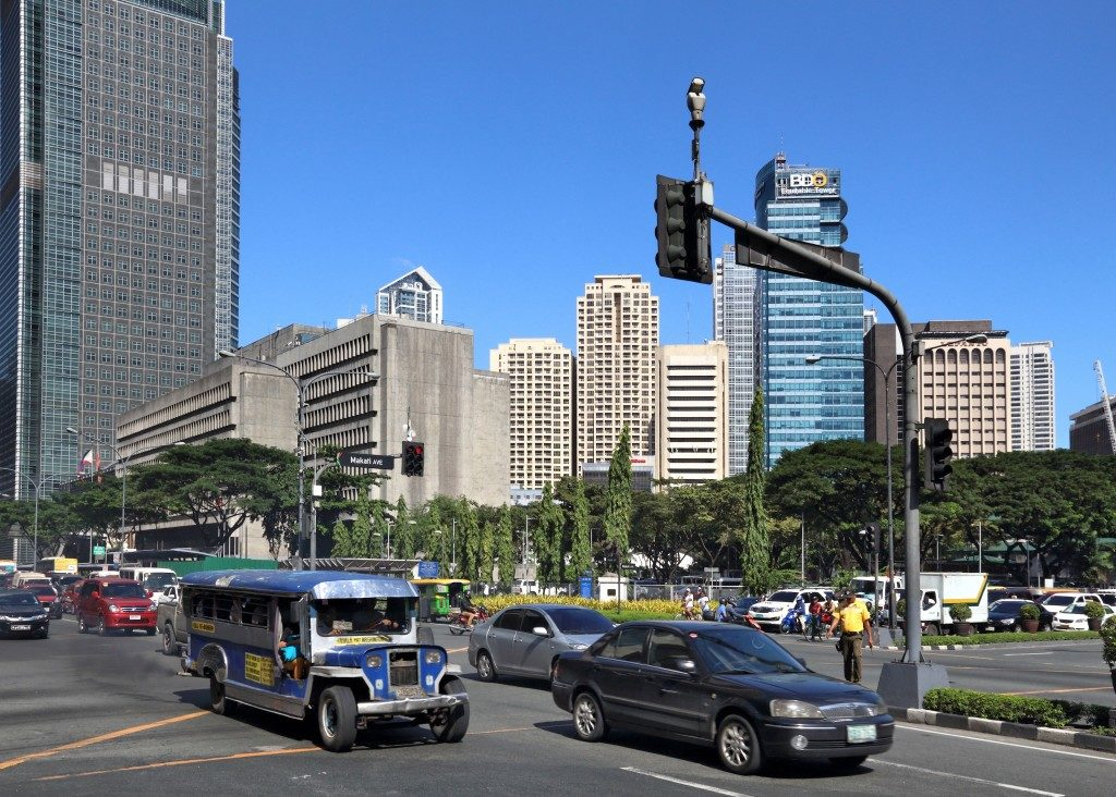 metro manila streets