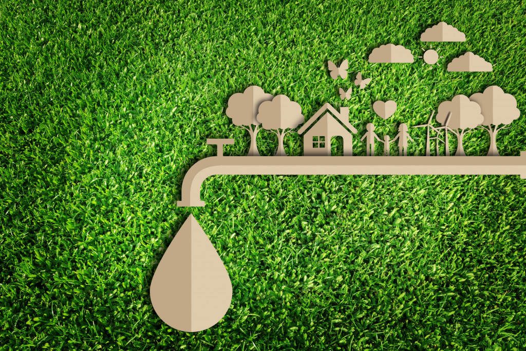 water sustainability of homes
