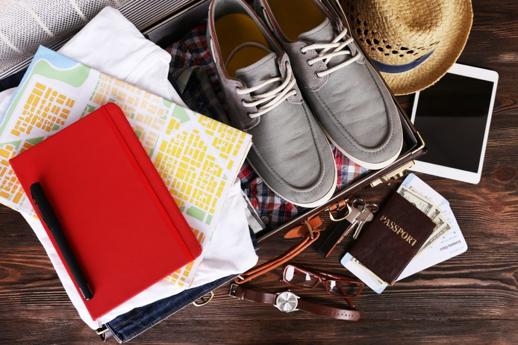 items for travel