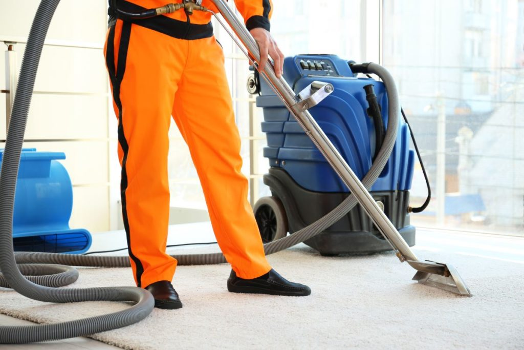 vacuum home cleaning service