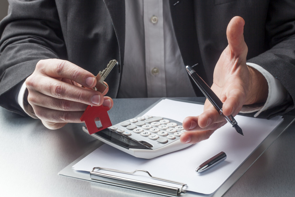 property purchase agreement concept